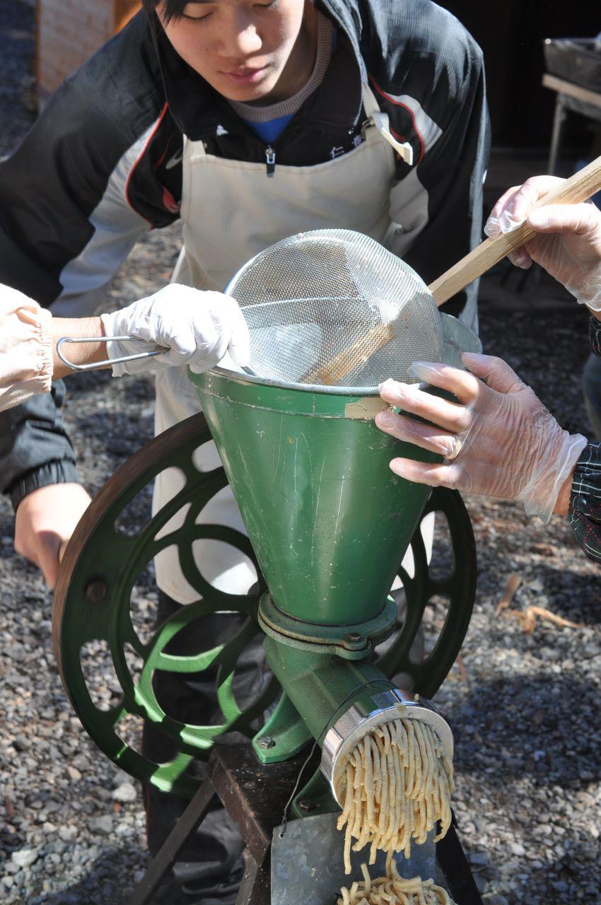 味噌作り体験に参加してきました。